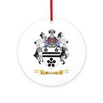 Bartaletti Ornament (Round)