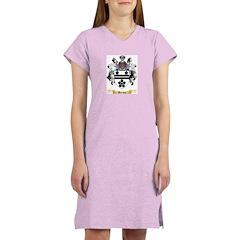 Barson Women's Nightshirt