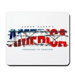 America-W Mousepad