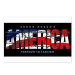 America-B Postcards (Package of 8)