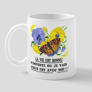 Francais! Jesus M'aime! Mug