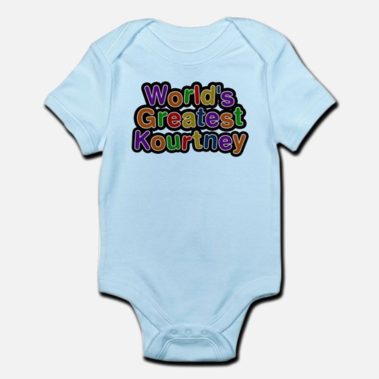 Worlds Greatest Kourtney Body Suit