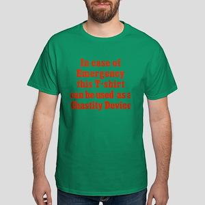 Emergency Chastity Device T-Shirt
