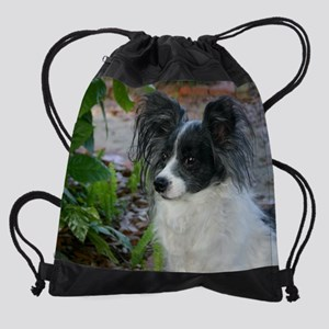 PapillonCalendar3 Drawstring Bag