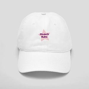 Elisabeth Rules Cap