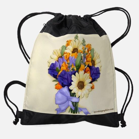 Bouquet.png Drawstring Bag