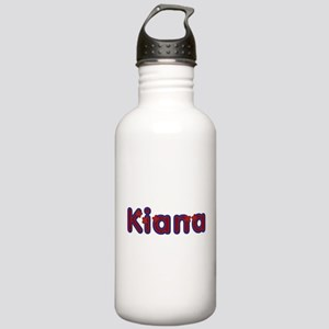 Kiana Red Caps Water Bottle