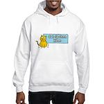 Cat Spoken Here Hooded Sweatshirt