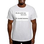 Sesame Street fan Ash Grey T-Shirt