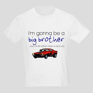 Gonna be big brother (race car) Kids T-Shirt