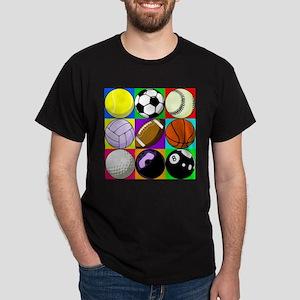 SPORT BALLS Dark T-Shirt