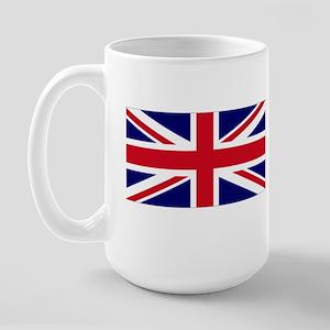 ENGLAND FLAG, GREAT BRITAIN F Large Mug