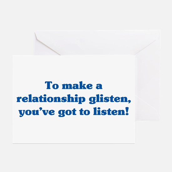 The Wisdom of T Greeting Cards (Pk of 10)