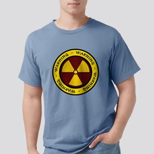 Graphic Art Radiation Sy Mens Comfort Colors Shirt