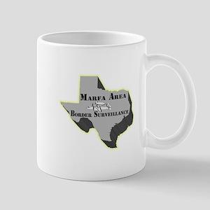 Marfa Area Border Surveillance Mug