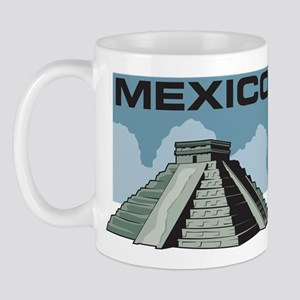Mexico Pyramid Mug
