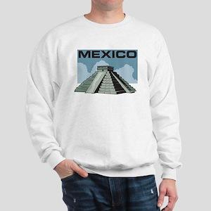 Mexico Pyramid Sweatshirt