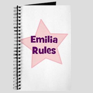 Emilia Rules Journal