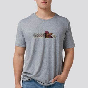 PotpourriInIntricateContain Mens Tri-blend T-Shirt