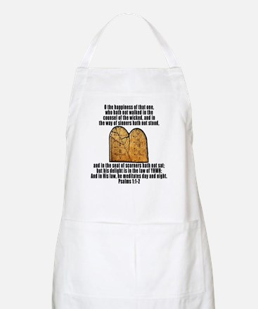 Law of YHWH BBQ Apron