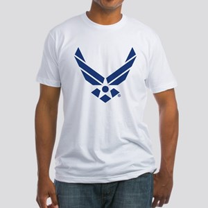 U.S. Air Force Logo Fitted T-Shirt