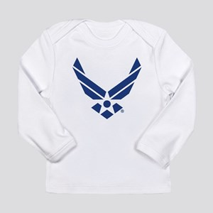 U.S. Air Force Logo Long Sleeve Infant T-Shirt