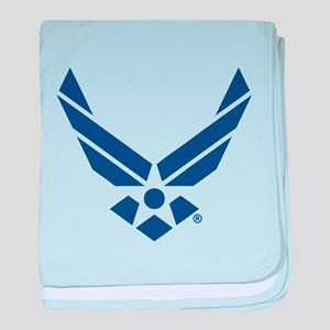 U.S. Air Force Logo baby blanket