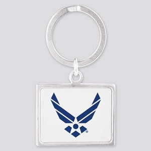 U.S. Air Force Logo Landscape Keychain