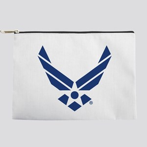 U.S. Air Force Logo Makeup Pouch
