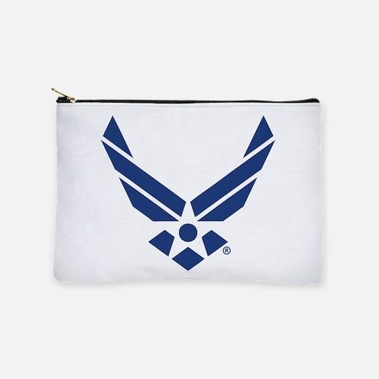 U.S. Air Force Logo Makeup Pouch