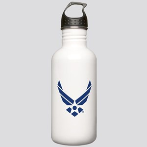 U.S. Air Force Logo Stainless Water Bottle 1.0L