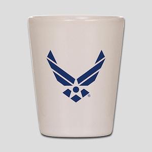 U.S. Air Force Logo Shot Glass