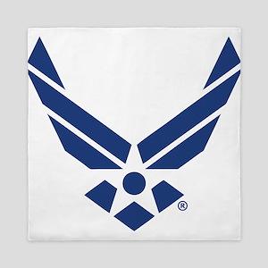 U.S. Air Force Logo Queen Duvet