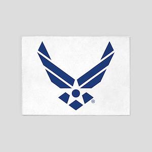 U.S. Air Force Logo 5'x7'Area Rug