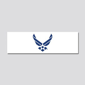 U.S. Air Force Logo Car Magnet 10 x 3