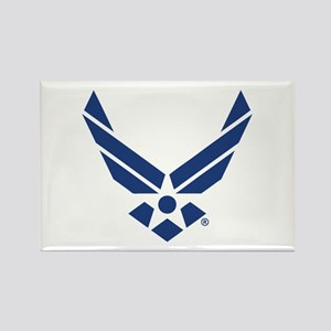 U.S. Air Force Logo Rectangle Magnet