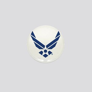 U.S. Air Force Logo Mini Button