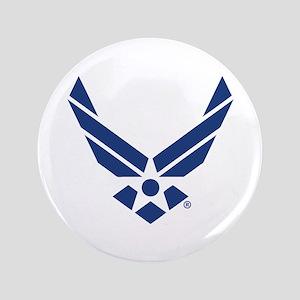 U.S. Air Force Logo Button