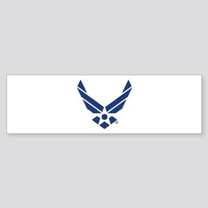 U.S. Air Force Logo Sticker (Bumper)