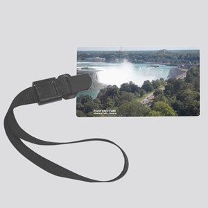 Horseshoe Falls, Niagara Falls Large Luggage Tag