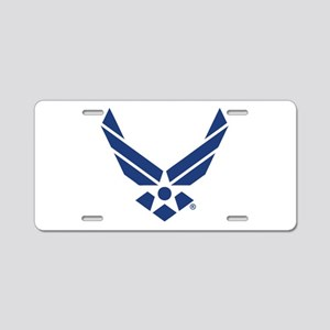 U.S. Air Force Logo Aluminum License Plate
