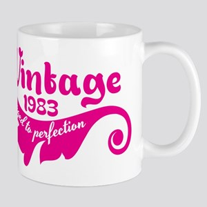 Vintage 1983 aged to perfection 30th birthday Mug
