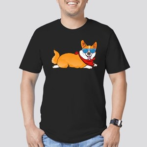 Corgi with sunglasses T-Shirt