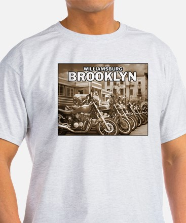 Williamsburg Cycle Diner T-Shirt