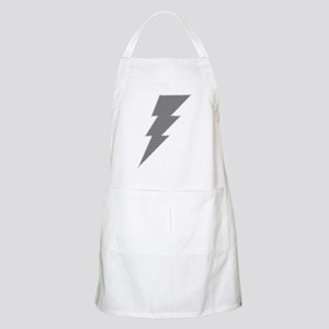 The Lightning Grey Shop BBQ Apron