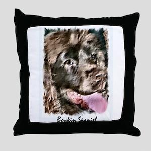 Boykin Spaniel Gifts Throw Pillow