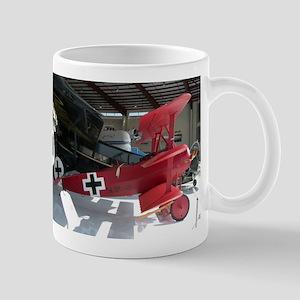 The Fokker DR 1 Shop Mug
