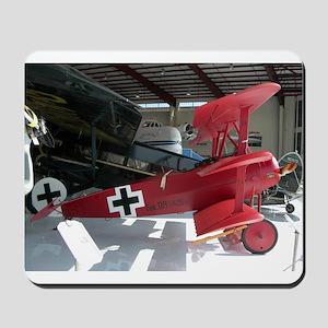 The Fokker DR 1 Shop Mousepad