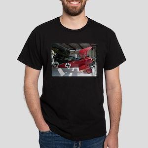 The Fokker DR 1 Shop Dark T-Shirt