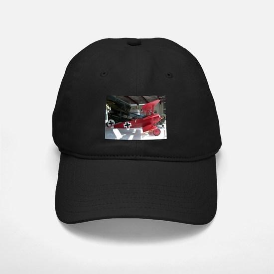 The Fokker DR 1 Shop Baseball Hat